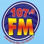 Logo da emissora R�dio Monte Roraima 107.9 FM