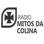 Logo da emissora Rádio Mitos da Colina
