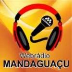 Logo da emissora Web R�dio Mandagua�u