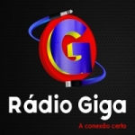 Logo da emissora Rádio Giga