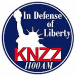 Logo da emissora Radio KNZZ 1100 AM