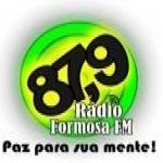 Logo da emissora Rádio Formosa 87.9 FM