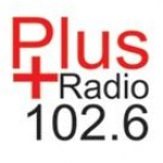 Logo da emissora Radio Plus 102.6 FM