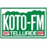 Logo da emissora Radio KOTO 91.7 FM