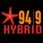 Logo da emissora Radio Hybridradio 94.9 FM