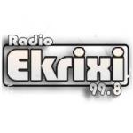 Logo da emissora Radio Ekrixi 99.8 FM