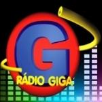 Logo da emissora Radio Giga Eletr�nica