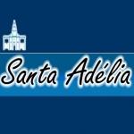 Logo da emissora Rádio Paróquia Santa Adélia