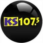Logo da emissora KQKS 107.5 FM