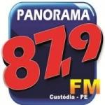 Logo da emissora Rádio Panorama 87.9 FM