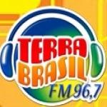 Logo da emissora R�dio Terra Brasil 96.7 FM