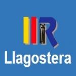 Logo da emissora Llagostera Radio 105.7 FM