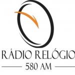 Logo da emissora Rádio Relógio 580 AM