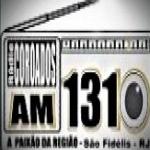 Logo da emissora R�dio Coroados 1310 AM