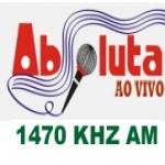 Logo da emissora Rádio Absoluta 1470 AM