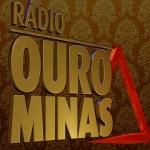 Logo da emissora R�dio Ouro Minas