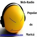Logo da emissora Rádio Popular de Maricá