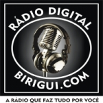Logo da emissora Rádio Digital Birigui