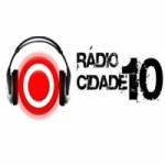 Logo da emissora Cidade 10
