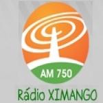Logo da emissora Rádio Ximango 750 AM