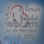 Logo da emissora R�dio Voz do Cora��o Imaculado 770 AM