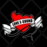 Logo da emissora Love E-Sound