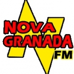 Logo da emissora R�dio Nova Granada 87.9 FM