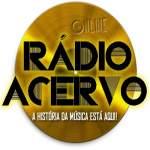 Logo da emissora Rádio Acervo