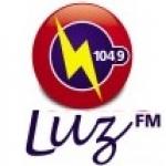 Logo da emissora Rádio Luz 104.9 FM
