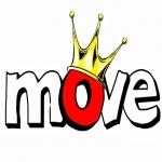 Logo da emissora Rádio Move