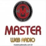 Logo da emissora Master Web Rádio
