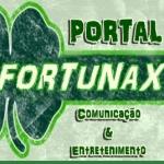 Logo da emissora Webr�dio Fortunax