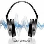 Logo da emissora Radio Metanóia