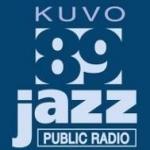 Logo da emissora KUVO 89.3 FM HD3 Jazz