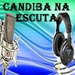 Logo da emissora R�dio Candiba na Escuta