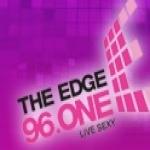 Logo da emissora Radio Edge 96.1 FM