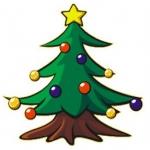 Logo da emissora Addicted To Radio Country Christmas