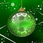 Logo da emissora Christmas Station
