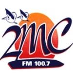 Logo da emissora Radio 2MC 100.7 FM