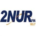 Logo da emissora Radio 2NUR FM 103.7