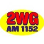 Logo da emissora Radio 2WG 1152 AM