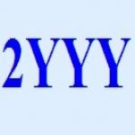 Logo da emissora Radio 2YYY 92.3 FM