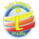 Logo da emissora R�dio Interativa 107.9 FM