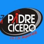 Logo da emissora R�dio Padre C�cero 104.7 FM