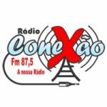 Logo da emissora Rádio Conexão 87.5 FM