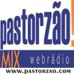 Logo da emissora Rádio Pastorzão Mix