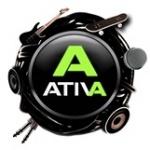 Logo da emissora Web Rádio Ativa 103