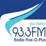 Logo da emissora Radio Five-O-Plus 2SNR 93.3 FM