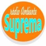 Logo da emissora Rádio Ambiente Suprema