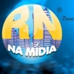 Logo da emissora Web Rádio RN Na Mídia